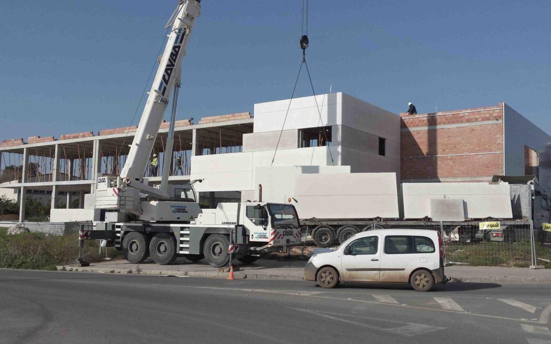 Construcción de la ampliación del nuevo CENTRO TECNOLÓGICO
